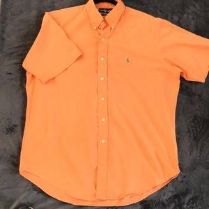Ralph Lauren short sleeve button